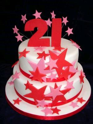 14th birthday cake. Birthday Cake